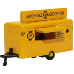 Oxford Diecast NTRAIL010 Mobile Trailer AA
