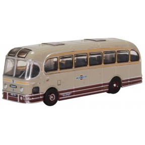 Oxford Diecast NWFA002 Weymann Fanfare Grey Cars