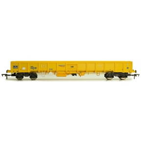 Dapol 4F-010-009 OO Gauge JNA Falcon Wagon Network Rail Yellow NLU29008
