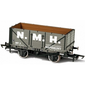 Oxford Rail OR76MW7031 7 Plank Mineral Wagon 'Napsbury Hospital Cmtte No.1'