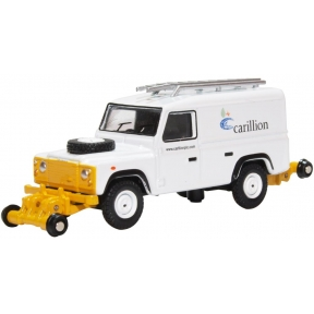 Rail Or Road Land Rover Defender Carillion