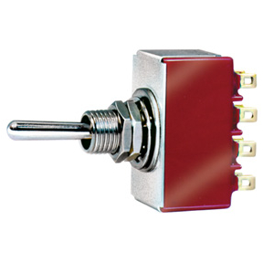 Peco PL-21 Four Pole Double Throw Toggle Switch