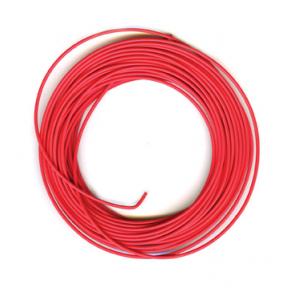 Peco PL-38R Electrical Wire Red