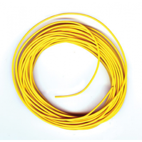 Peco PL-38Y Electrical Wire Yellow
