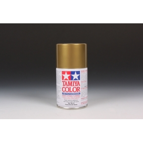 Tamiya PS-13 Gold Polycarbonate Spray 100ml