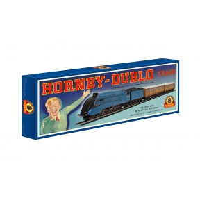 Hornby R1252 LNER Sir Nigel Gresley Train Set Centenary Year Limited Edition - 1938
