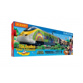 Hornby R1253 Eurostar Yellow Submarine Train Set