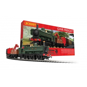 Hornby R1254 GWR Freight Train Set