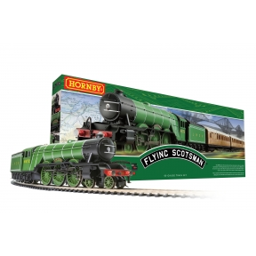 Hornby R1255 Flying Scotsman Train Set
