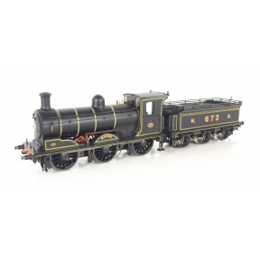 Hornby LNER J36 0-6-0 673 'Maude' TTS Sound Fitted