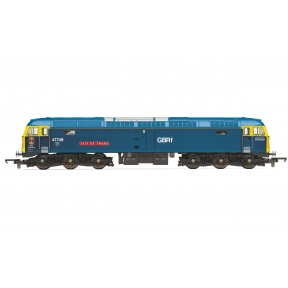 Hornby R3907 Class 47/7 47749 'City of Truro' GBRf Blue