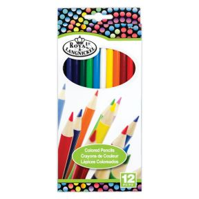 Coloured Pencils Pack of 12