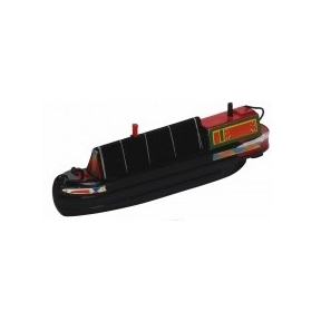 10cm Long Canal Boat Freight R