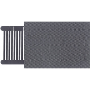 OO Gauge Chequer Plate