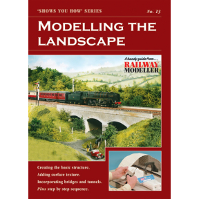 Peco Show You How Booklet No.13 - Modelling the Landscape