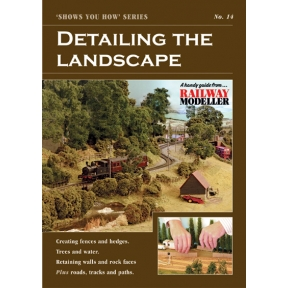 Peco Show You How Booklet No.14 - Detailing The Landscape