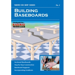 Peco Show You How Booklet No.2 - Building Baseboards