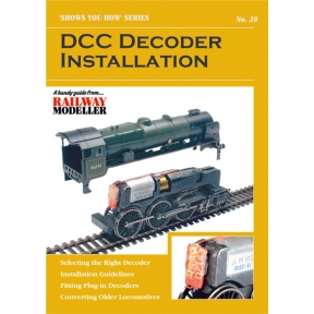Peco Show You How Booklet No.20 - DCC Decoder Installation