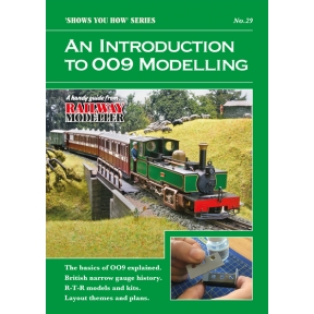 Peco Show You How Booklet No.29 - An Introduction to OO-9 Modelling