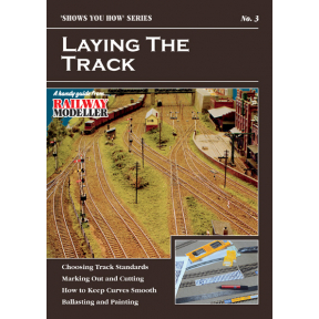 Peco Show You How Booklet No.3 - Laying The Track