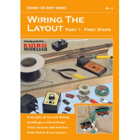 Peco Show You How Booklet No.4 - Wiring The Layout Part 1