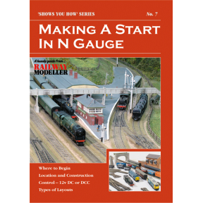 Peco Show You How Booklet No.7 - Making a Start in N Gauge