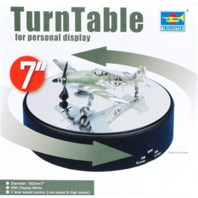 Turntable 7' For Model Display