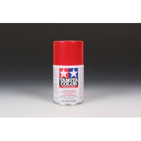 Tamiya TS-18 Metallic Red Spray Paint 100ml