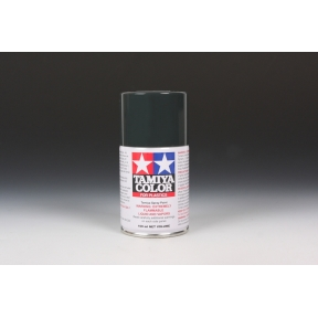 Tamiya TS-82 Rubber Black Spray Paint 100ml