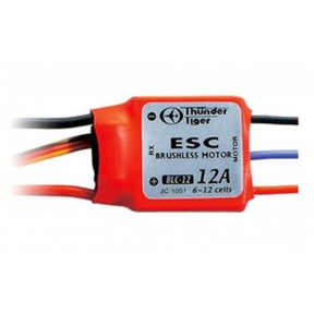 Brushless Electronic Speed Control 12A