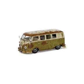Corgi VA14501 Volkswagen Type 2 Camper RAT-Look Splitty