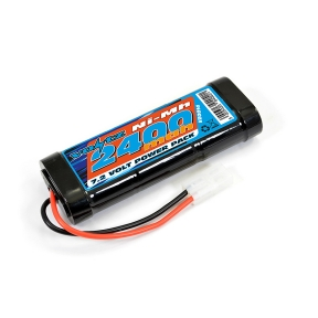 2400mah 7.2v NiMH Stick Battery Pack