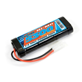 5300mah 7.2v NiMH Stick Battery Pack
