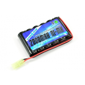7.2v 2000MAH NiMh Battery Pack