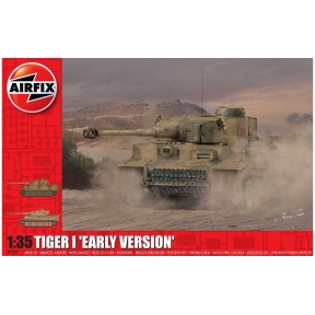 Airfix Tiger 1 Early Production Version