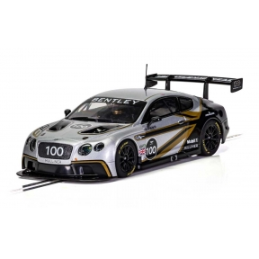 Scalextric Bentley Continental GT3 - Centenary Edition