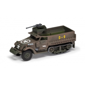 Corgi M3 A1 Half-Track 41st Armoured Infantry 2nd Armoured Division