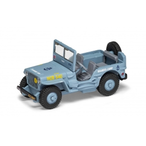 Corgi Willys Jeep SeeBees