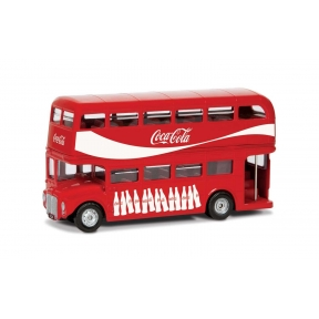 Corgi Coca Cola London Bus
