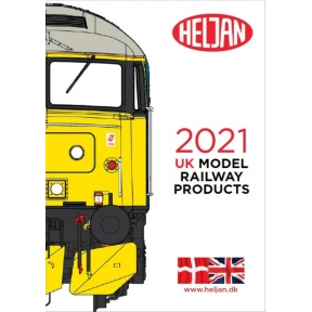 Heljan 2021 Catalogue