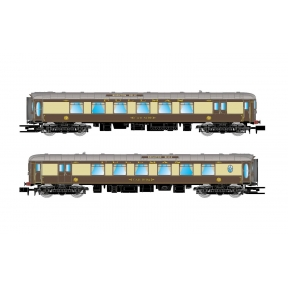 Hornby HN3006 N Gauge Brighton Belle Driving Cars