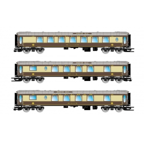 Hornby HN3502 N Gauge Brighton Belle Coach Pack