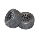 Colt Buggy Tyre Mounted on Wheels (PR) White